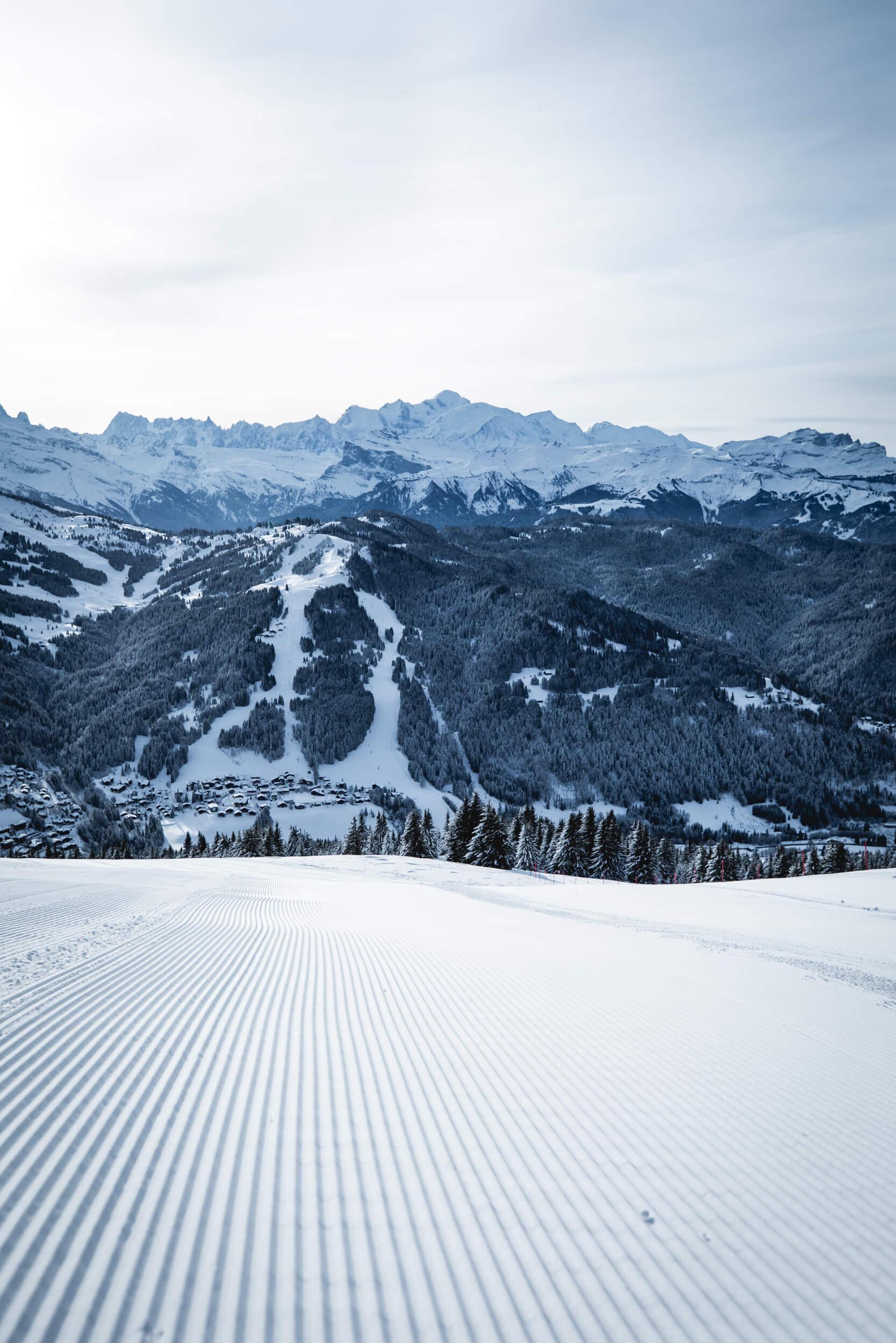 domaine skiable les Gets