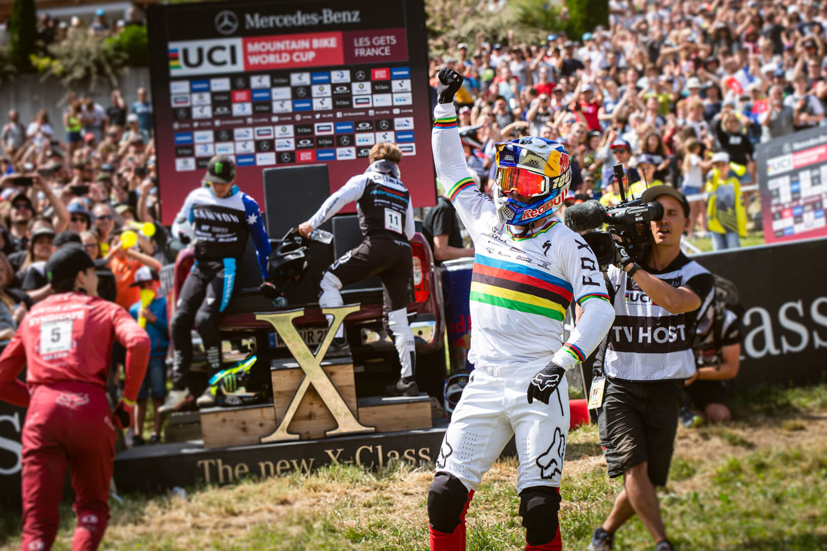2021 : the return of the UCI MTB World Cup to Les Gets