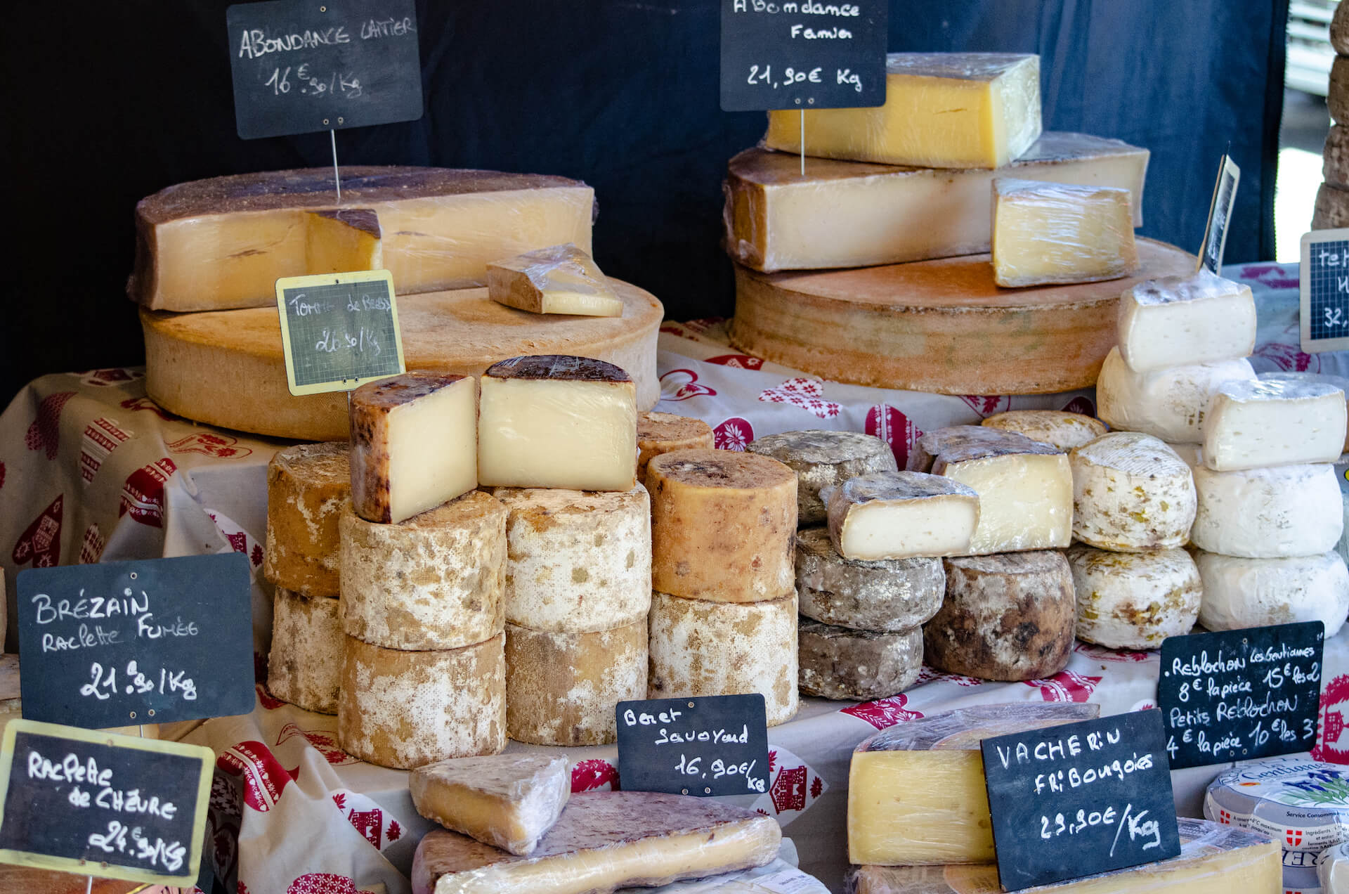 Cheese of Les Gets : a gourmet heritage